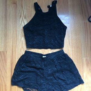 TWO PIECE SET FROM HOLLISTER